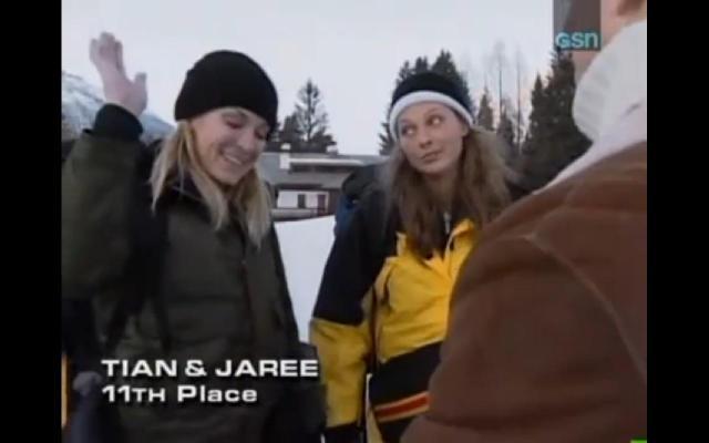 tian jaree finish second to last
