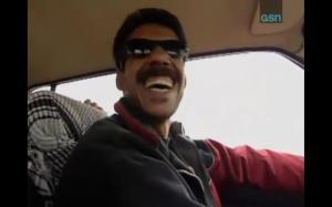 egypt cab driver