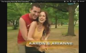 aaron arianne