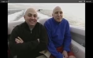 kevin drew bald