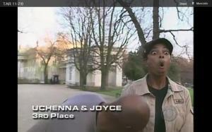 joyce reaction