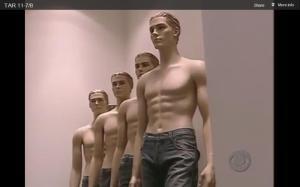 poland mannequin