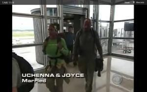 uchenna joyce airport