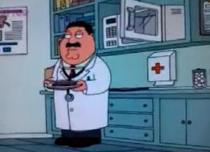doctor family guy