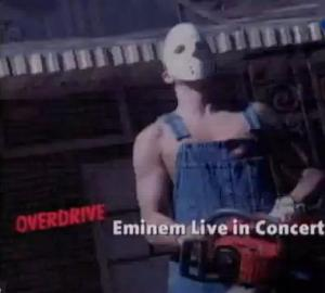 eminem chainsaw