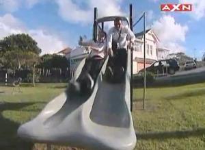 sandy francesca slide