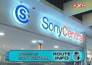 sony central