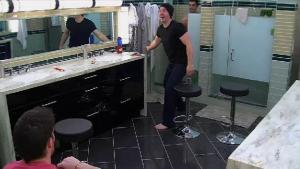 tom shower
