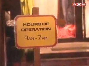 hours of operation india