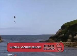 high wire bike