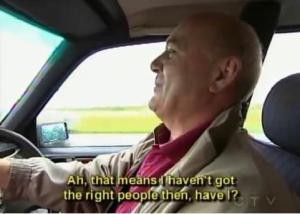 irish driver