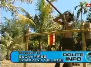 sarawak blow