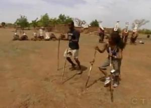 azaria hendekea dance