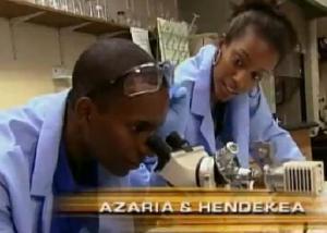 azaria microscope