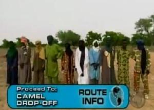 camel drop off