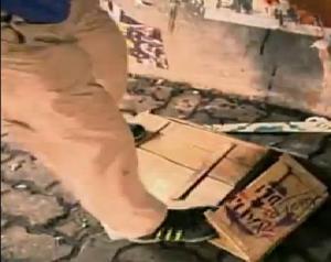 india ronald cardboard 2