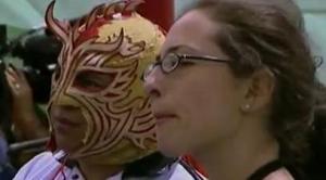 bolivia mask