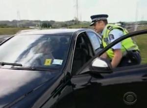 new zealand cop