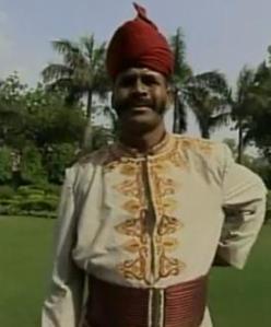india doorman