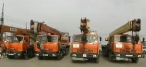 kazakhstan truck