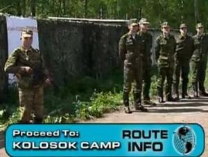 russia camp