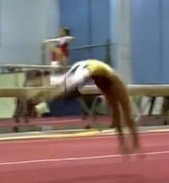 romania athlete