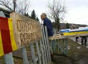 siberia fence