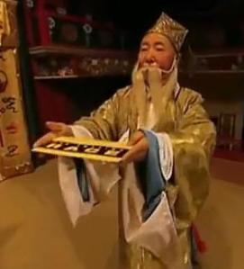 china santa claus