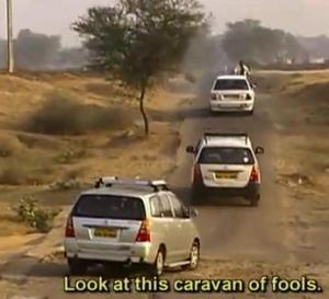 india caravan