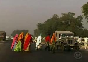 india walk