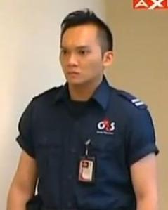 hong kong guard