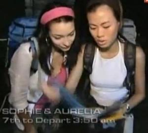 hong kong singaporean sophie french born aurelia
