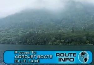 rotorua blue lake