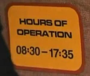 africa hours of operation