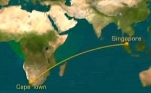 finale flight path