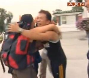 finale great hug