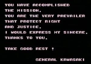 general kawasaki