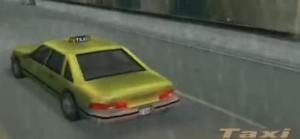 grand theft auto 3 taxi
