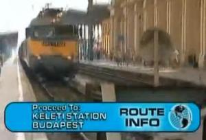 hungary train