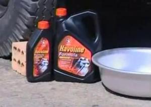 hue oil