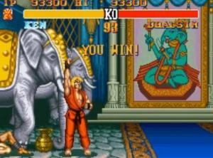ken street fighter 2