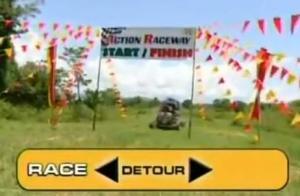 thailand detour