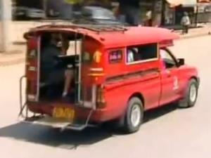 thailand jeepney