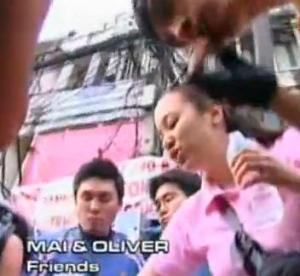thailand mai oliver
