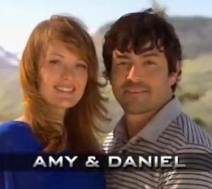 amazing race amy daniel