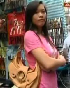 hong kong lady
