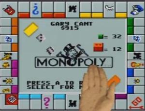 monopoly hand