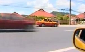 finish taxi