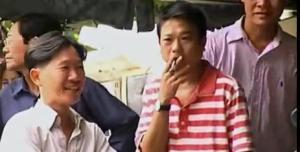 ho chi minh smoke