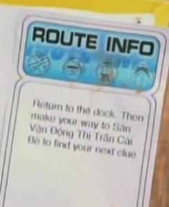 vietnam route info